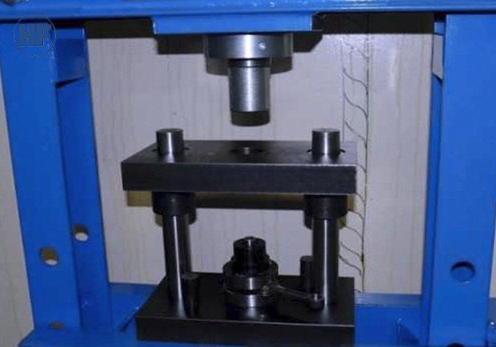 Гидропресс, прессовая установка