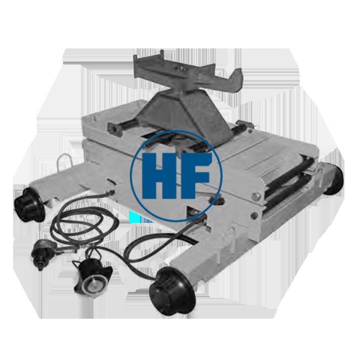 Установка для смены поглощающего аппарата УСПА-1