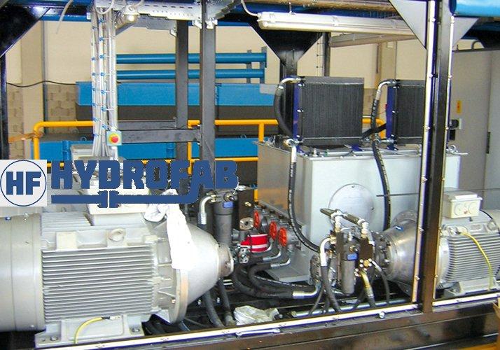 Гидравлическая система Hydrofab