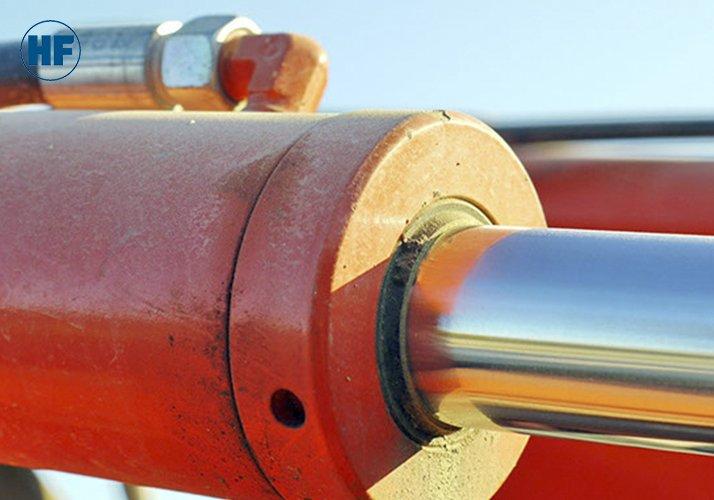 Установка для продавливания труб Hydrofab