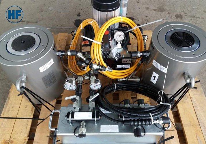 Система синхронного подъема Hydrofab
