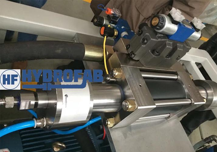 Мультипликатор давления - Гидрофаб