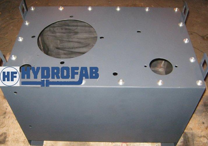 Гидравлический бак маслостанции - Гидрофаб