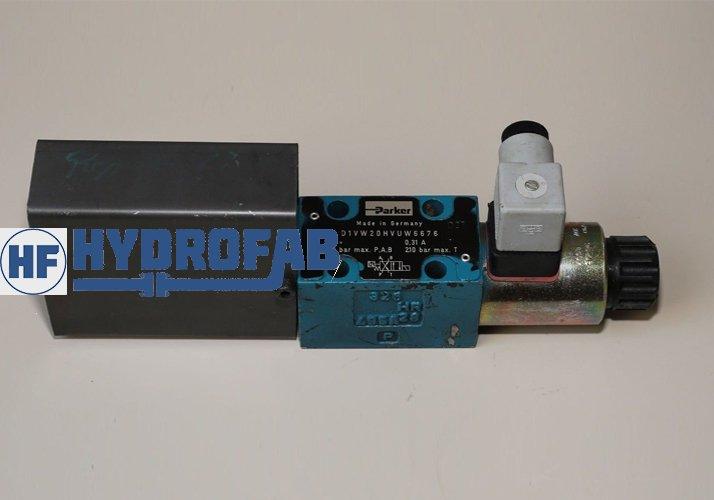 Редукционные клапана в гидравлике - Гидрофаб
