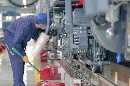 Оборудование для ремонта и обслуживания вагонов